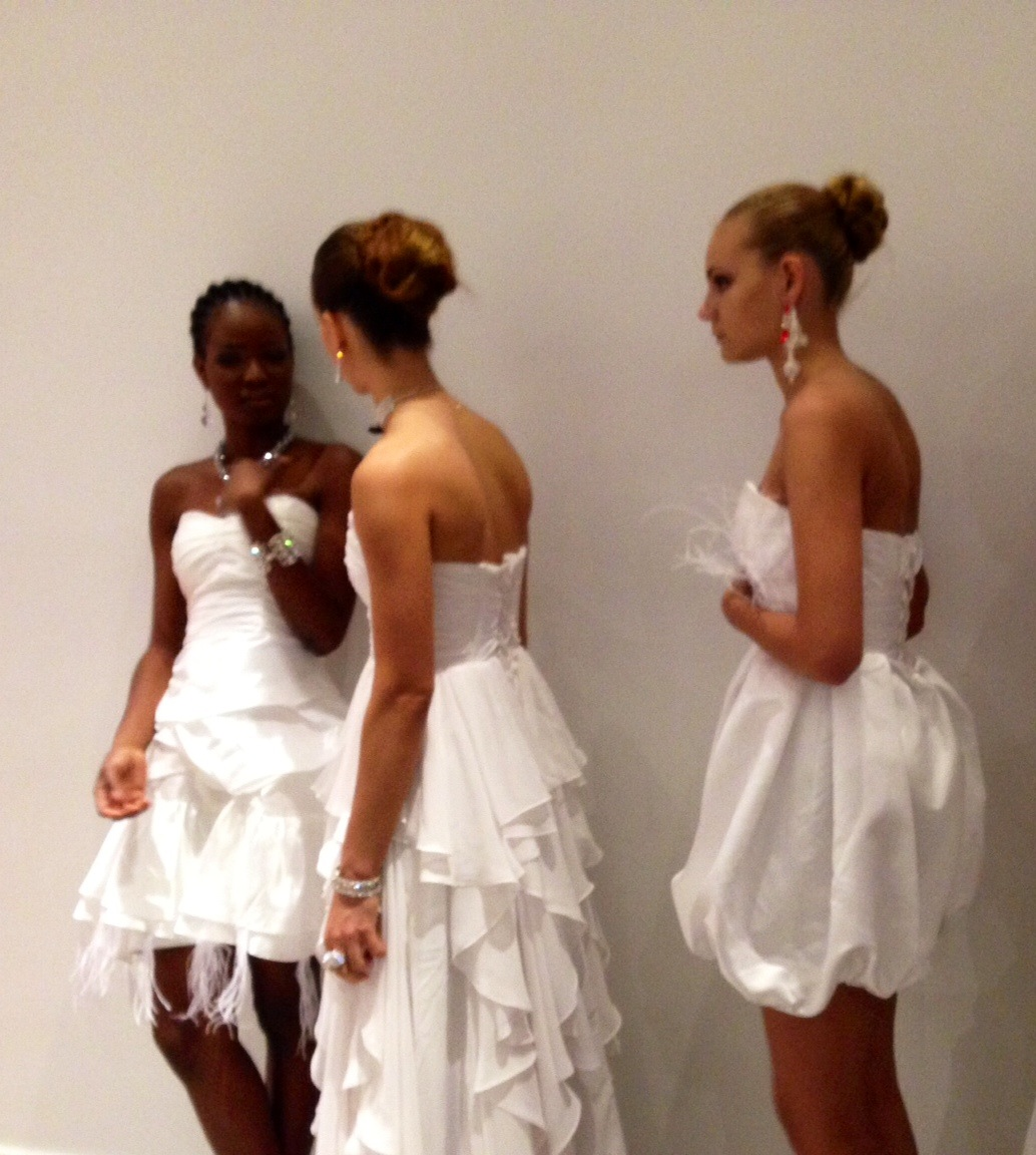 Alena fede fashion wedding bridal collection bridesmaid washington dc fashion week bridal collection white by alena fede washington dc fashion week ombrellifo Choice Image