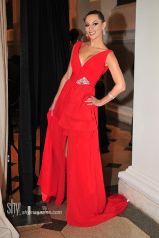 Fashion Collection Colors of Tango. Behind the scenes Washington DC Fashion Week