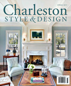 Charleston Style and Design magazins. Spring 2011