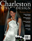 Charleston Style and Design magazins. Fall 2010